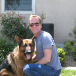 Kiefer Sutherland Visits Lundborg-Land German Shepherd Kennels